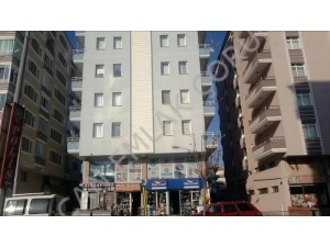 3 + 1 3rd floor 140 m. Road front apartment for sale in Çorum center Bahçelievler neighborhood Bahabey street