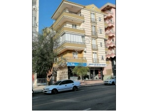 3 + 1 245 mk 5th floor luxury flat for sale in Corum Center Yavruturna Mahallesi Emek Street