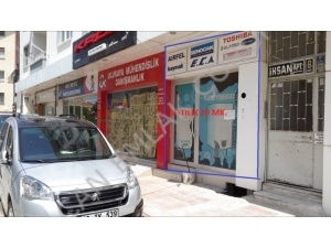 Çorum Center Yeniyol Çanlı street office for sale